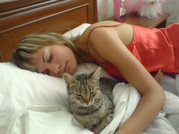 Спящие буськи